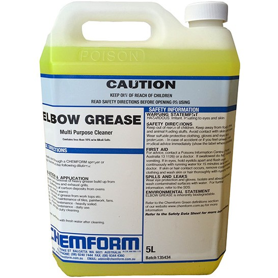 Elbow Grease 5ltr
