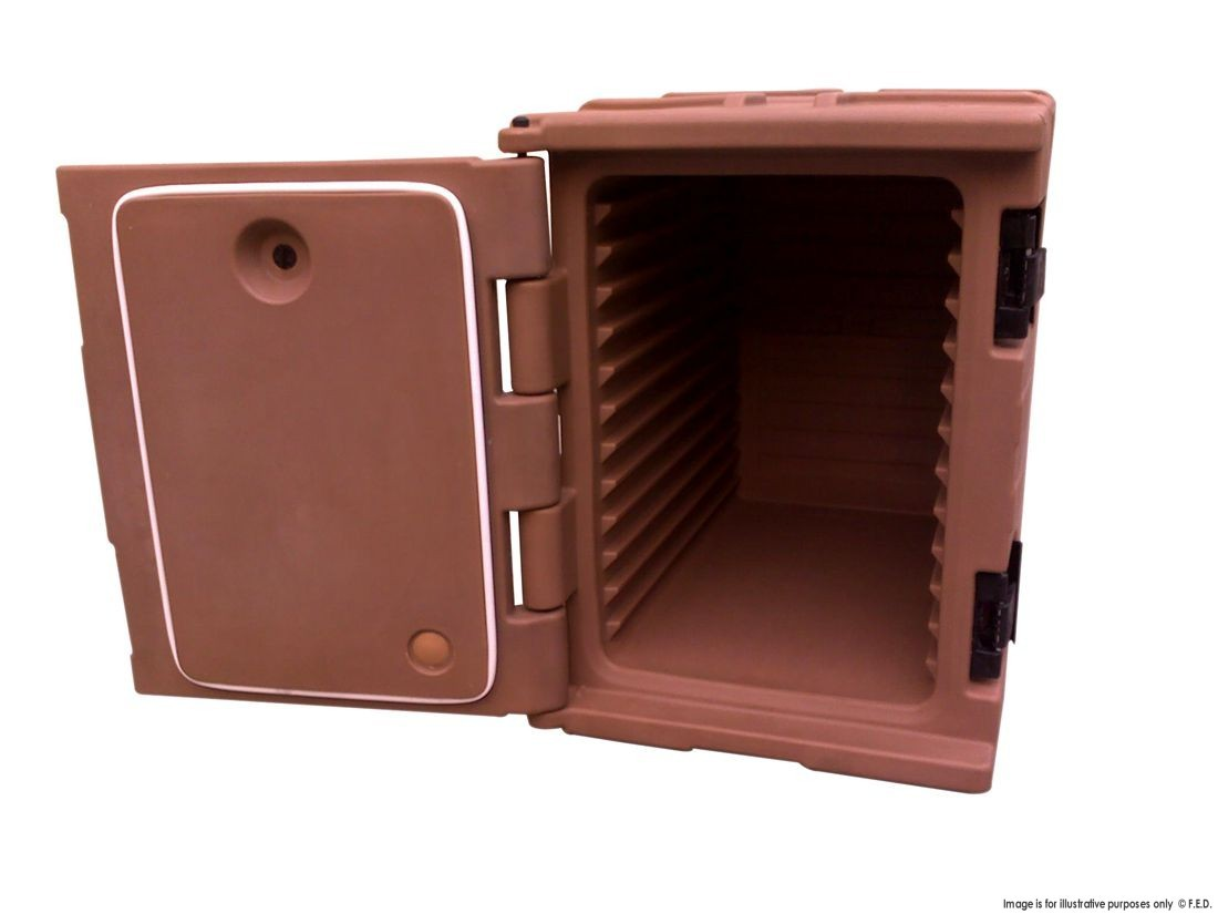 FED IPC90 Insulated Food Pan Carrier Front Loading