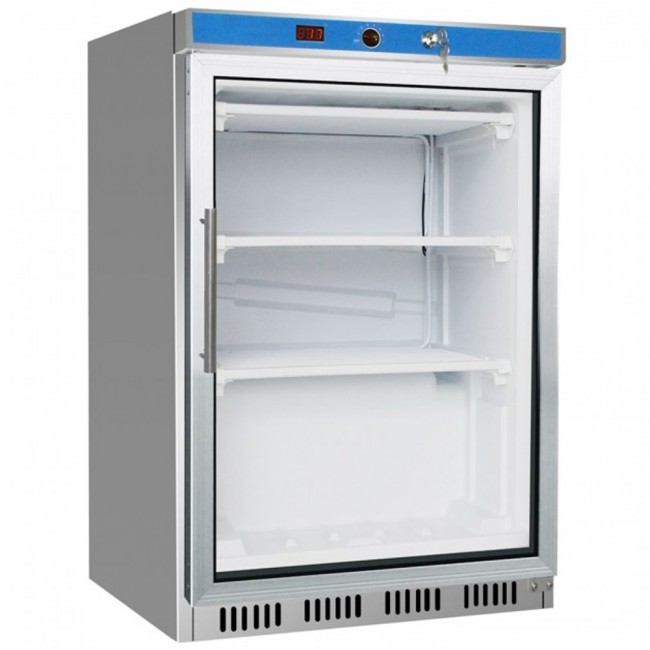 Fed Thermatech Hr200g Display Bar Fridge Ss With 1 Glass Door