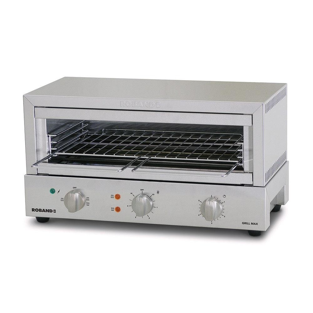Roband GMX1515 Grill Max Toaster 15 Slice 15 Amp