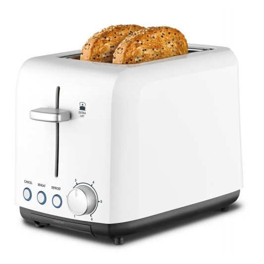 KAMBROOK KTA120WHT TOASTER WHITE ESSENTIALS 2 SLICE (4)