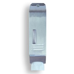 KCA 4405 Dispenser I/leaved Toilet Tissue S/S Lockable (1)
