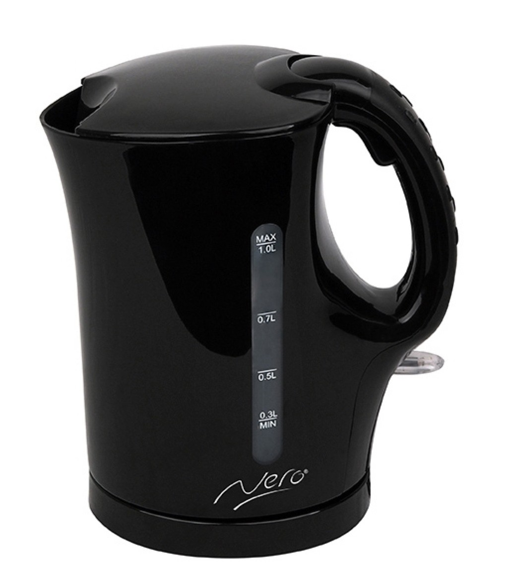 Nero Kettle Cordless Black