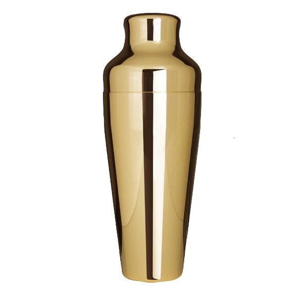 Uber M Shaker 600ml Gold (2 pieces)