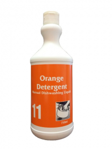 Printed Atomiser Bottle Only Orange Dishwashing Detergent #11