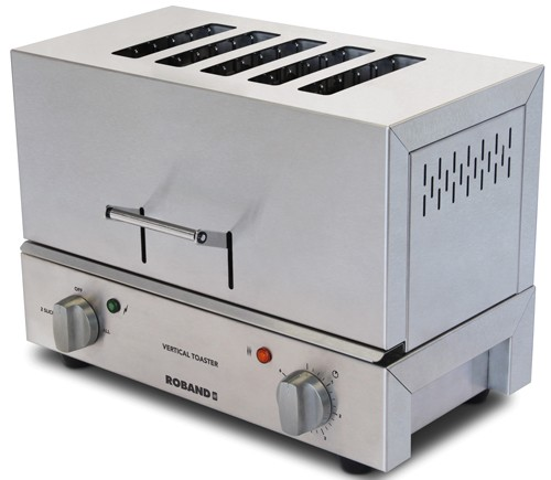 Roband TC55 Vertical Toaster 5 Slice