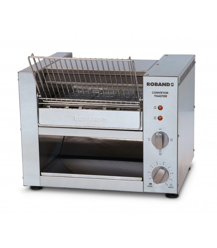 Roband TCR15 Conveyor Toaster 500 Slices/Hour