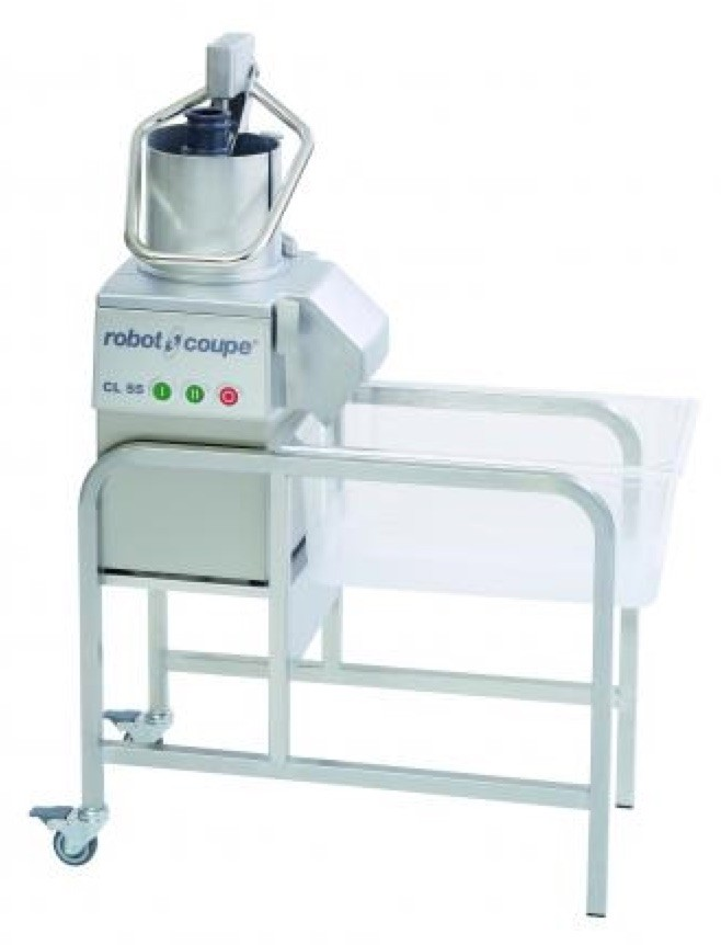 Image of Robot Coupe CL55 Vegetable Cutter Pusher Feed Head