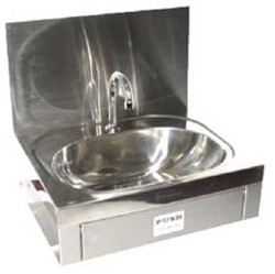Stoddart WB.KO1.300.TV Stainless Steel Easy Push Hand Basin