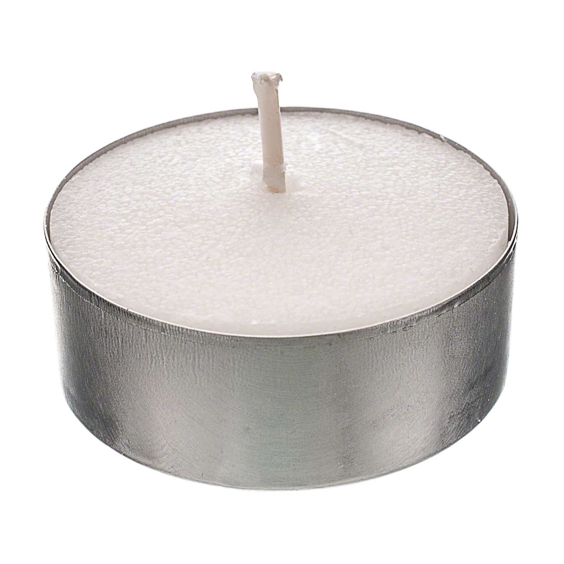 Candle Tealight Single 9 Hour 50/Pkt (6)