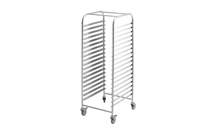 Simply Stainless Mobile Gastronorm Rack Trolley 2/1