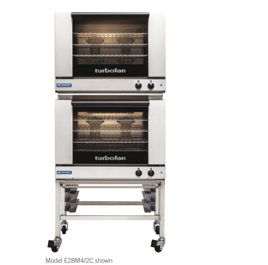 Turbofan Convection Oven E28M4/2C