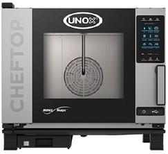 Unox Cheftop XEVC-0511-EPR Mind Maps Combi Oven 5 Tray PLUS Electric