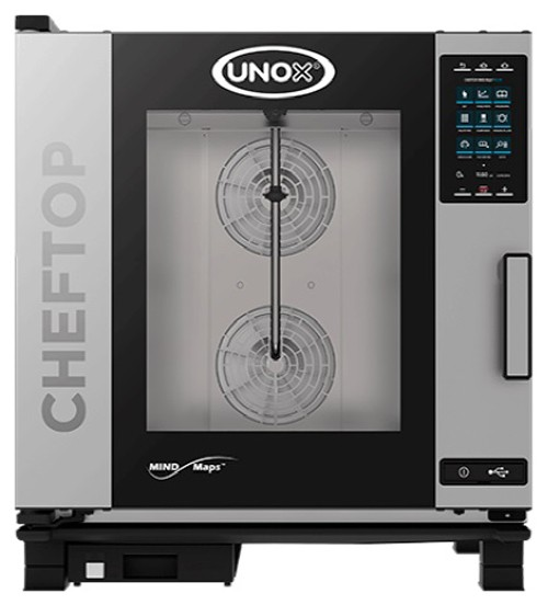 Unox XEVC-0711-EPR MIND. Maps Combi Oven 7 Tray Electric