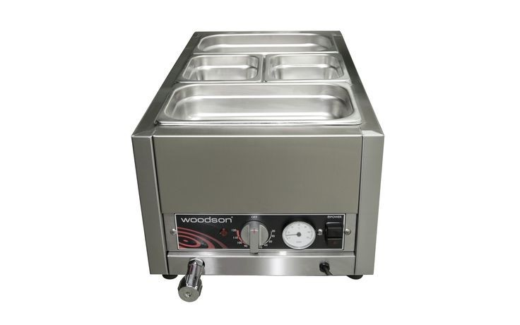 Image of Woodson W.BMS11 Counter Top Bain Marie