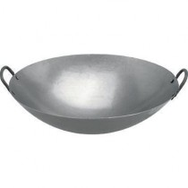 Wok Chinese H/D Iron 350mm