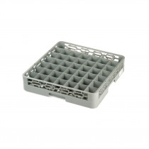 Dish Rack 49 Compartment Glass Rack Unica 500 x 500 x 100mm