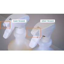 Trigger Foam Only To Suit 750ml Sapphire Bottles