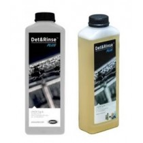 Unox Det & Rinse PLUS For Rotor Klean 1ltr Bottles
