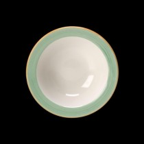 Steelite Rio Oatmeal Bowl Green 165mm
