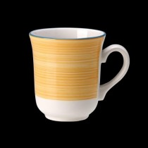 Steelite Rio Club Mug Yellow 285ml