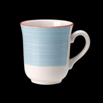 Steelite Rio Club Mug Blue 285ml