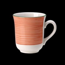 Steelite Rio Club Mug Pink 285ml