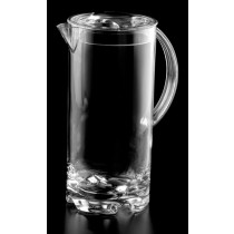 Image of Polycarb Jug With Lid Clear 2Ltr