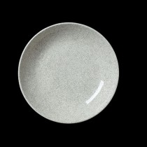 Steelite Ink Coupe Bowl Crackle Grey 205mm