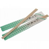 Disposable Chopsticks 203mm Wooden 100/Pkt (3000)