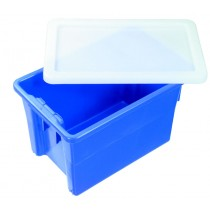 Image of Nally Bin Stackanesta No.15 68ltr 645 x 413 x 397mm
