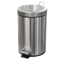 Bin Pedal S/S Round 3Ltr