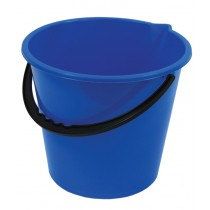 Image of Bucket Plastic 10ltr Graduated With Lip