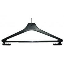 Image of Coat Hanger Plastic Pilferproof W/Ring General Purpose