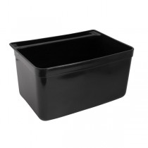 Image of Bin Cutlery Black For Utility Carts
