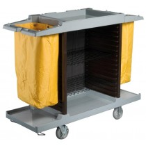 Image of Trolley Room Service (Maids) Grey