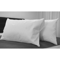 Pillow Protector Waterproof Jacquard With Zi