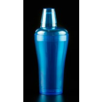 Image of Cocktail Shaker Polycarb Blue 500ml