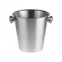Ice Bucket S/S 4ltr Satin Finish (6)