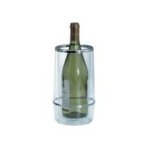 Wine Cooler Acrylic Insulated Clear (12)
