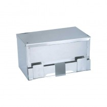Image of Straw Dispenser S/S Auto Rectangular