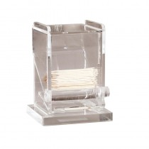 Image of Toothpick Dispenser Clear Acrylic