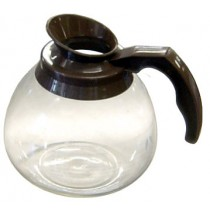 Image of Coffee Decanter Glass Caferina W/Plastic Pourer 1.8ltr