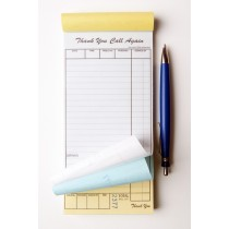 Image of Docket Book Triplicate 25 Per Book Carbonless