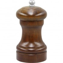Image of Salt & Pepper Mill Duo Mahogany 100mm