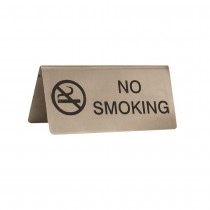 Image of Sign Table No-Smoking S/S A Frame