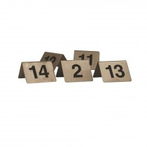 Image of Table Number S/S A Frame No.5