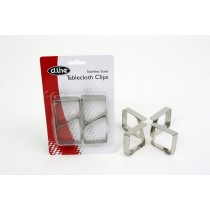 Image of Tablecloth Clips S/S