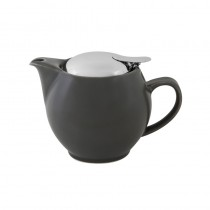 Image of Bevande Tealeaves Teapot 350ml Slate