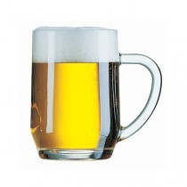 Image of Arcoroc Haworth Beer Mug 280ml